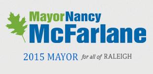 Nancy McFarlane for Mayor 2015