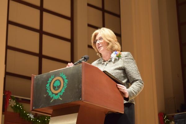 Mayor McFarlane's inaugural address 2015