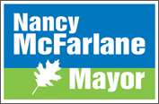 Mayor Nancy McFarlane